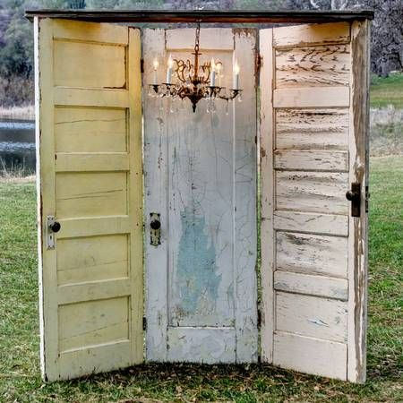 Pin By Boris And Betty On Hero Catalog Door Backdrops Vintage Doors Diy Wedding Arch