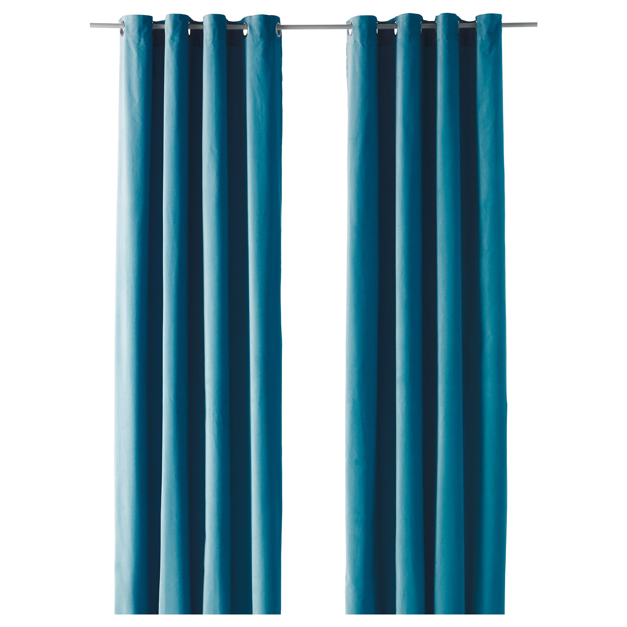 Us Furniture And Home Furnishings Curtains Blue Velvet