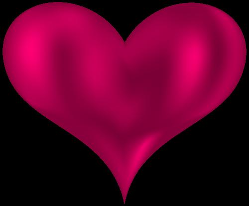 beautiful heart pink png clipart serca pinterest