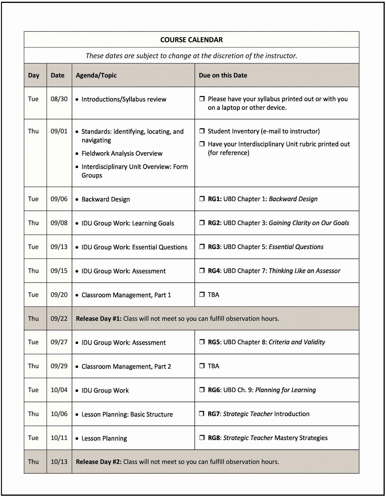 Integrated Lesson Plan Template Unique What Is Integrated Curriculum Sample Interdisciplinary Syllabus Template Syllabus Template High Schools Teacher Syllabus