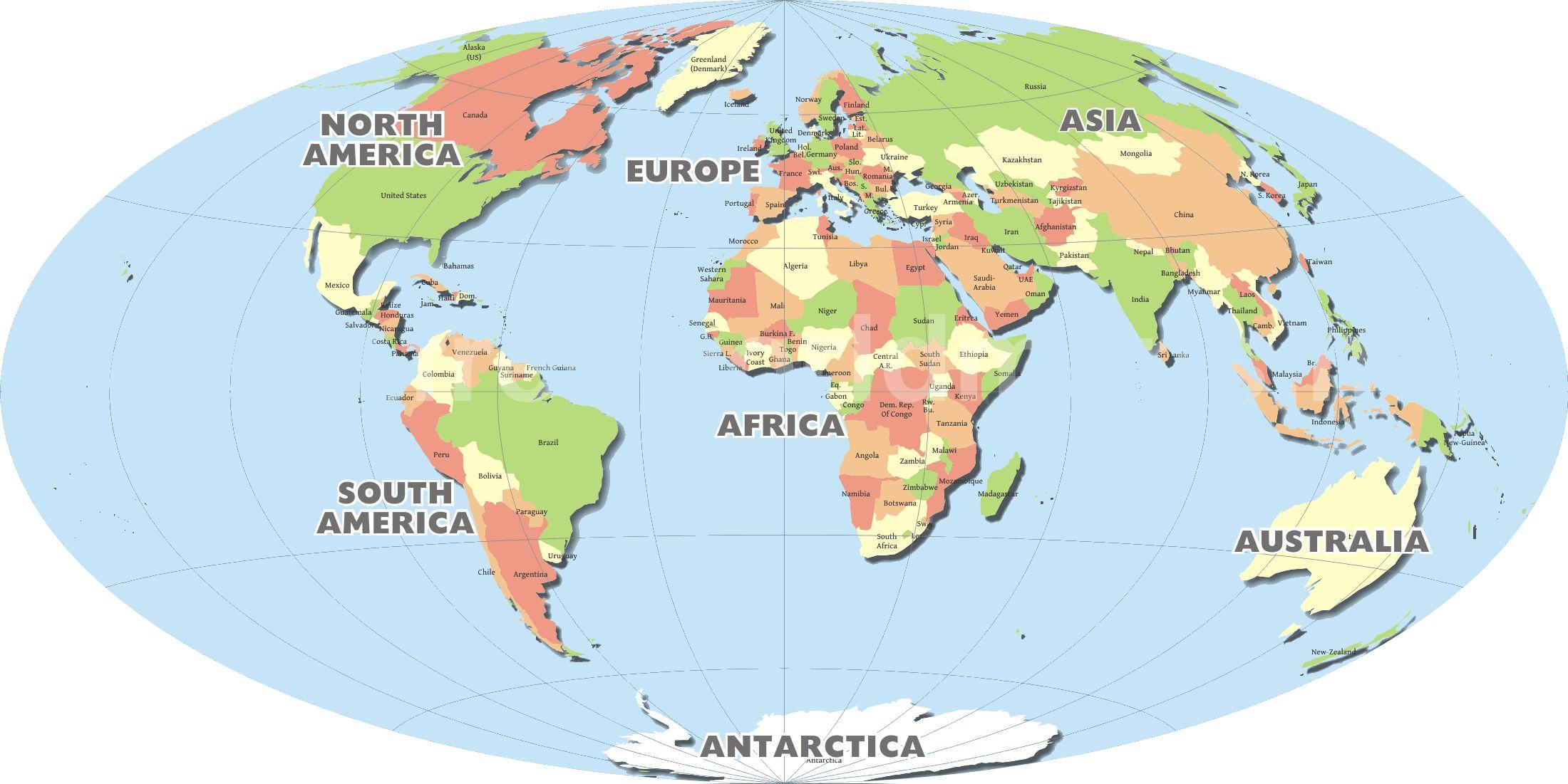 Carte Du Monde Jour Nuit.World Map Travel The World Wanderlust For The Bucket