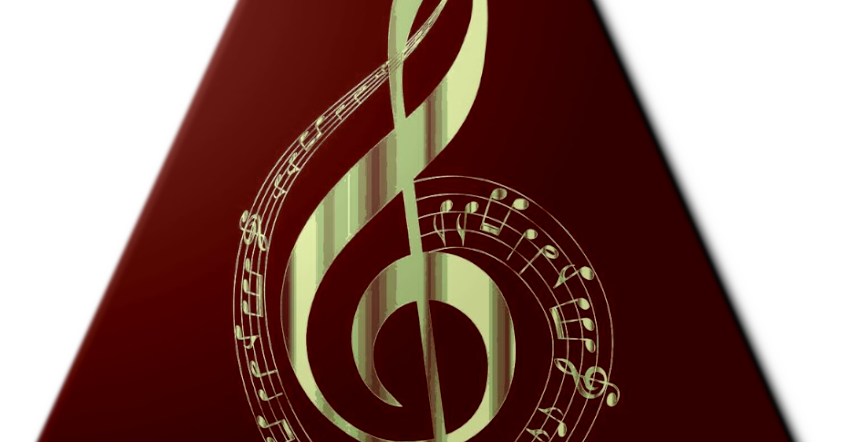 Alfabeto De Clave De Sol Png Treble Clef Alphabet Png Musicals