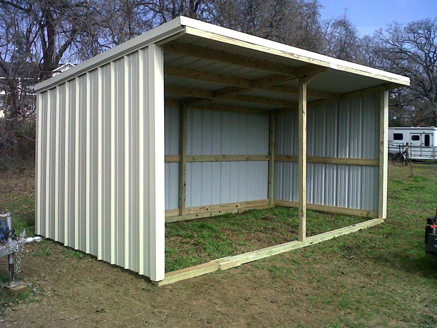 Image Result For Simple Horse Shelter Plans Loafing Shed Building A Shed Metal Shed Roof