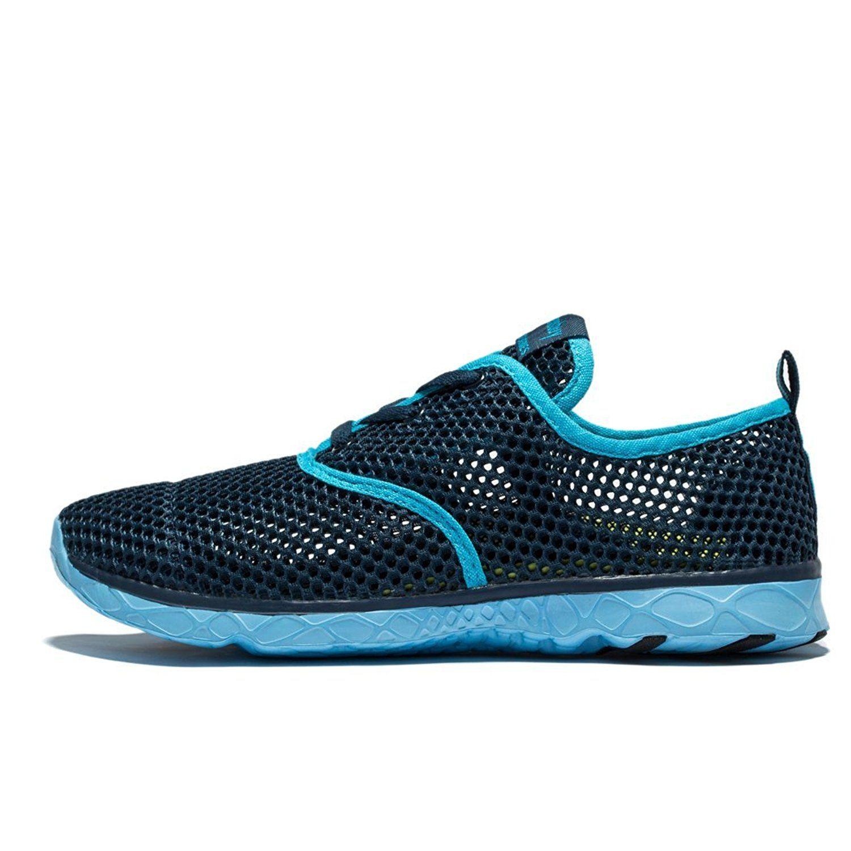 Women Athletic Aqua Beach Water Shoes Walking