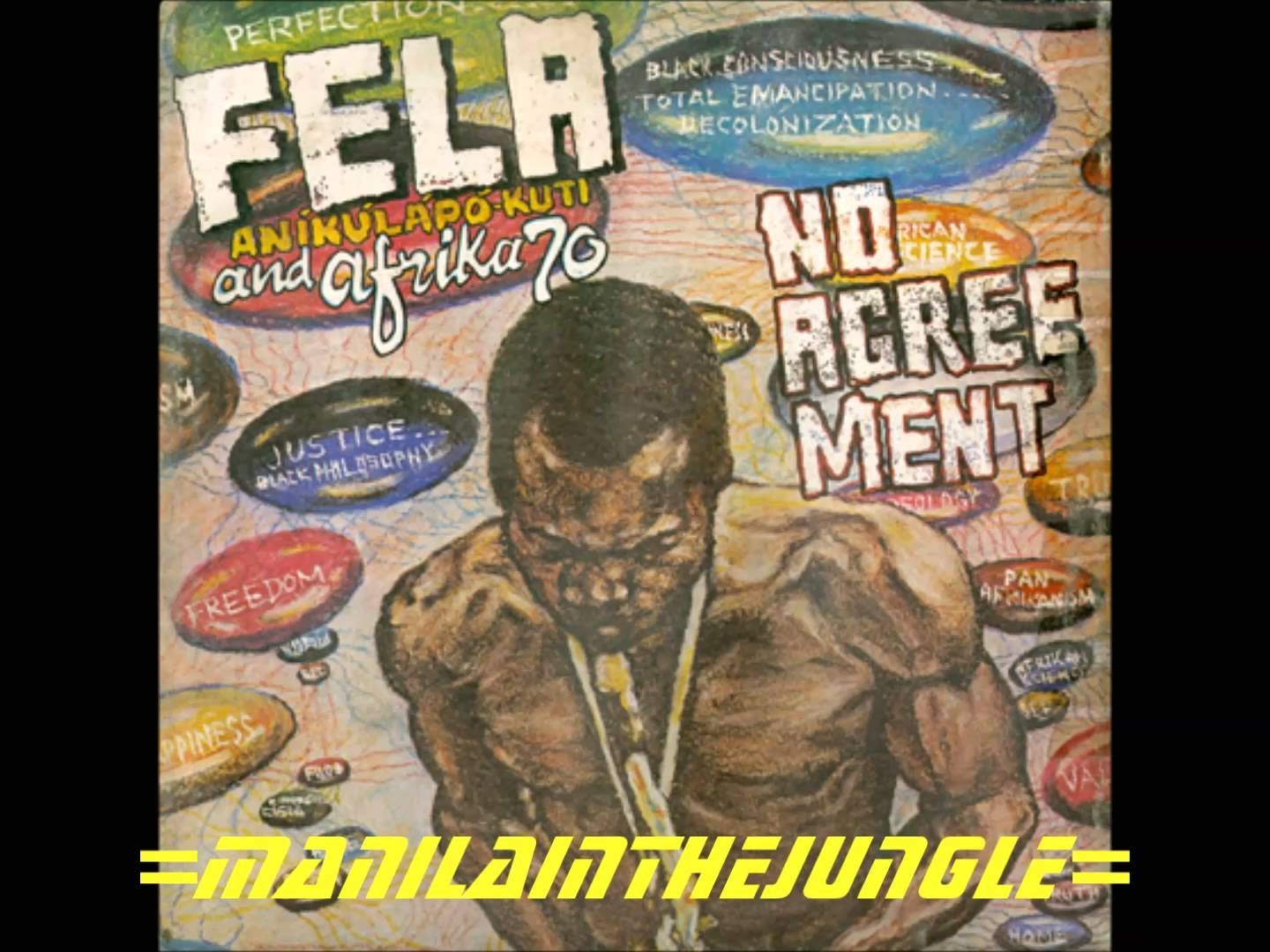 Download mp3 full flac album vinyl rip Fela Anikulapo Kuti* With Africa 70 - No Agreement (Cassette)