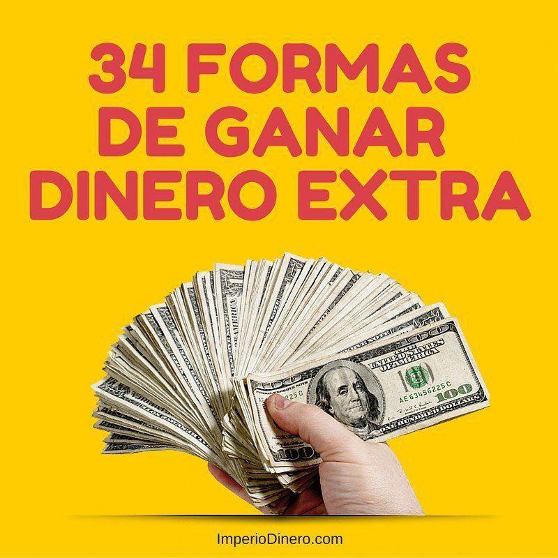 Como ganar dinero extra en 2017 34 formas de obtener