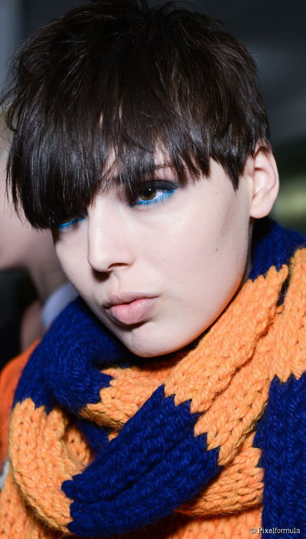 how to cut a small fringe