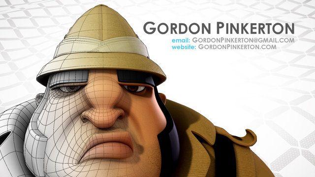 Gordon Pinkerton Modeling Reel 2011 on Vimeo