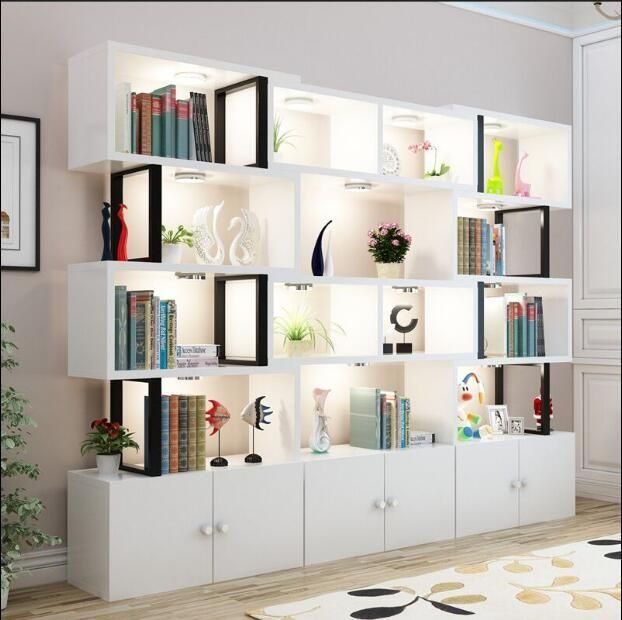 Simple Student Bookcase Bookshelf Shelf Shelf For Cosmetics