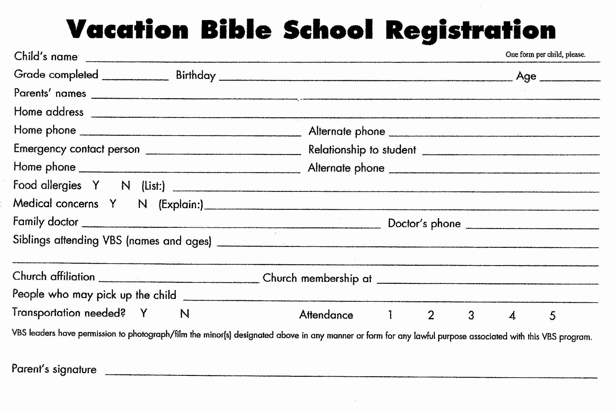 School Registration form Template Unique Index Of Cdn 24