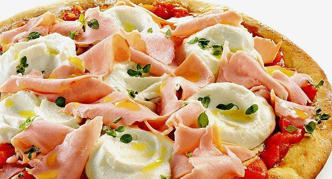 Pizza integral de ricota e peito de peru: anote receita light - Bolsa de Mulher