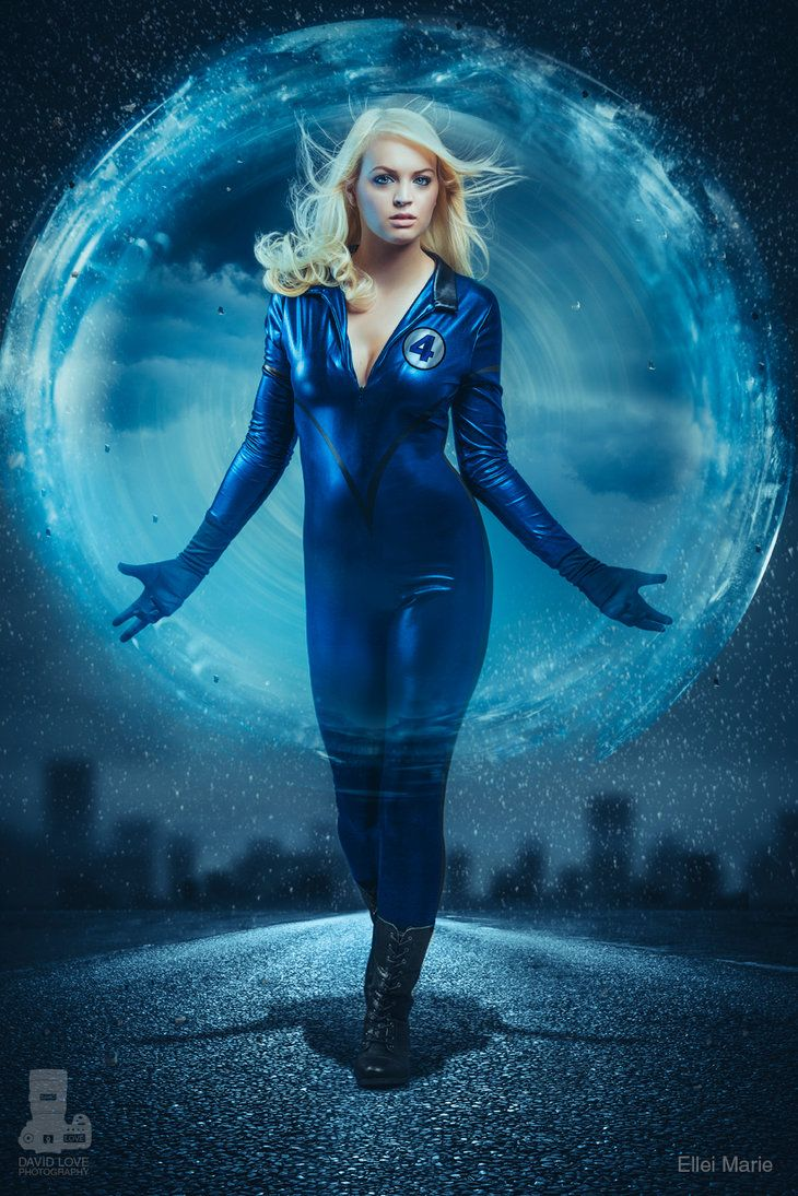 Character: The Invisible Woman (Sue Storm Richards) / From ...