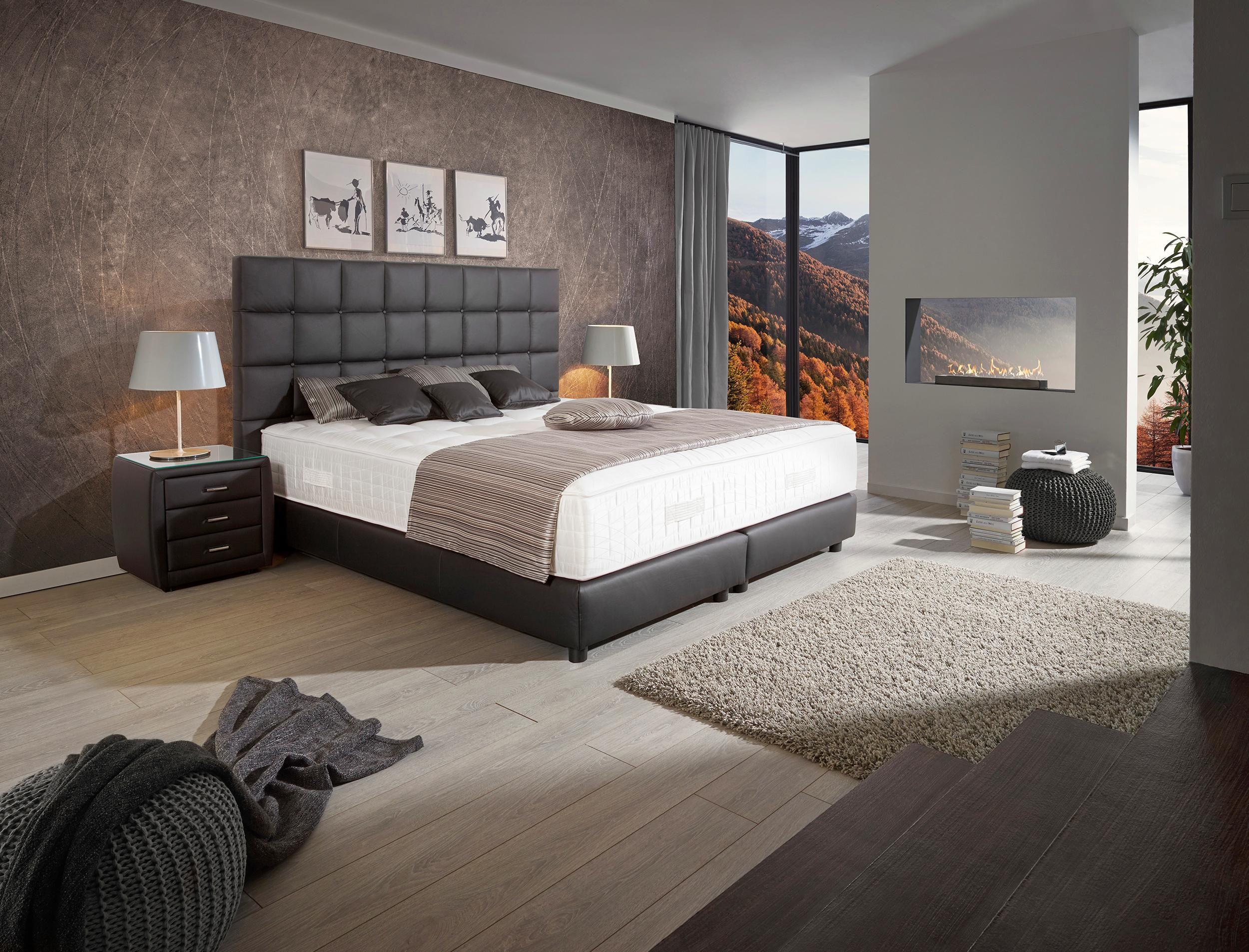 Schlafzimmer Ideen Wandgestaltung, Wandgestaltung Mit