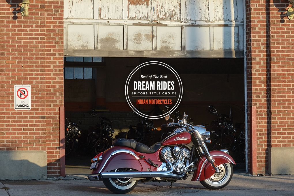 112 Years of American Heritage: Indian Motorcycle