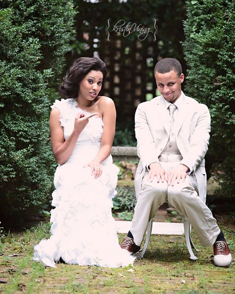 Stephen curry wedding 2011 famous weds 2011 2014 pinterest stephen curry wedding 2011 junglespirit Images