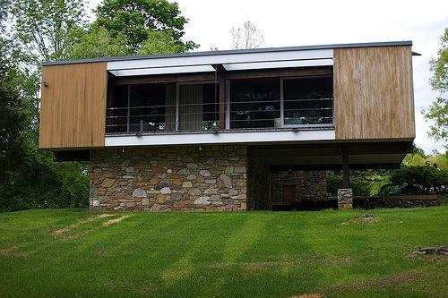 Marcel Breuer S Wolfson Trailer House Trailer Home Marcel