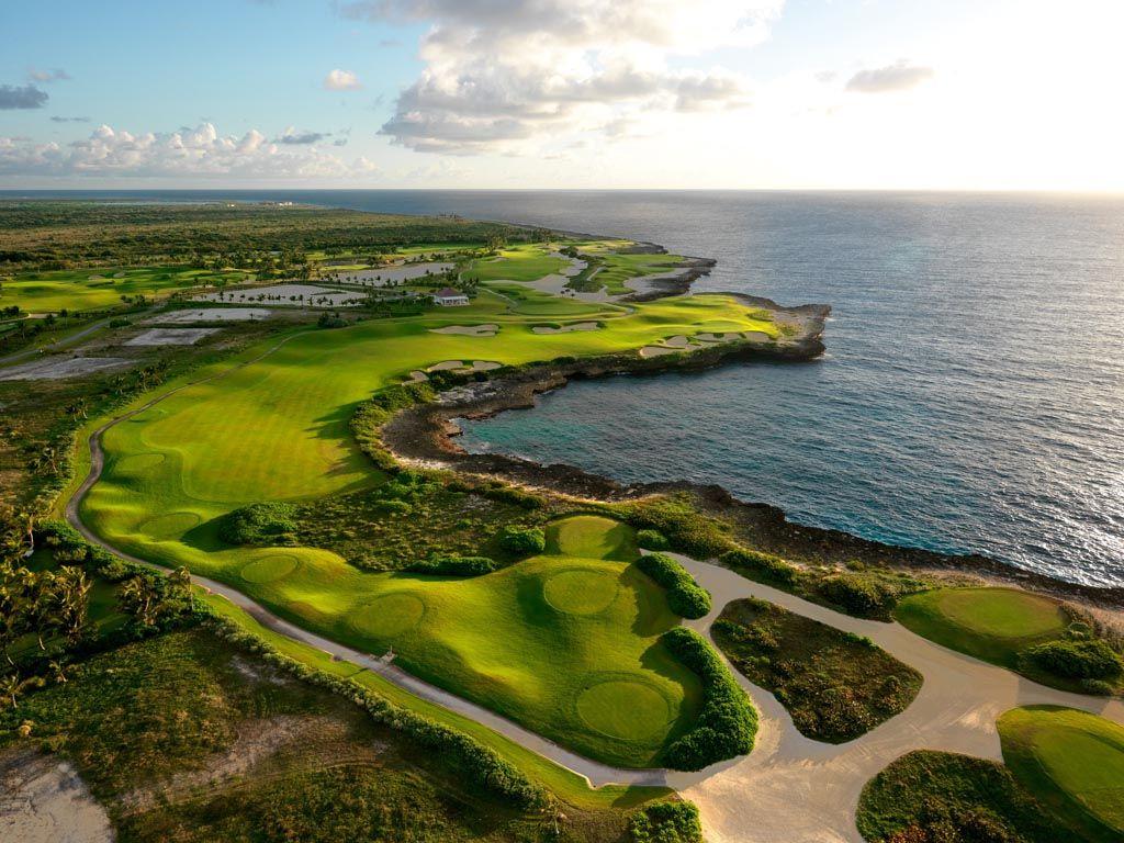 Image result for Tom Fazio – Corales Golf Club,