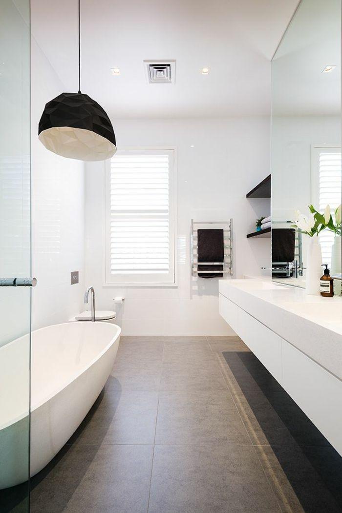 40 Fantastische Beispiele Fur Designer Badezimmer Modernes