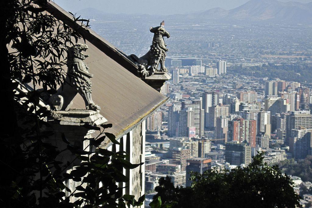 Luciano Kulczewski Barrio Republica Arquitectura Arquitectos Santiago