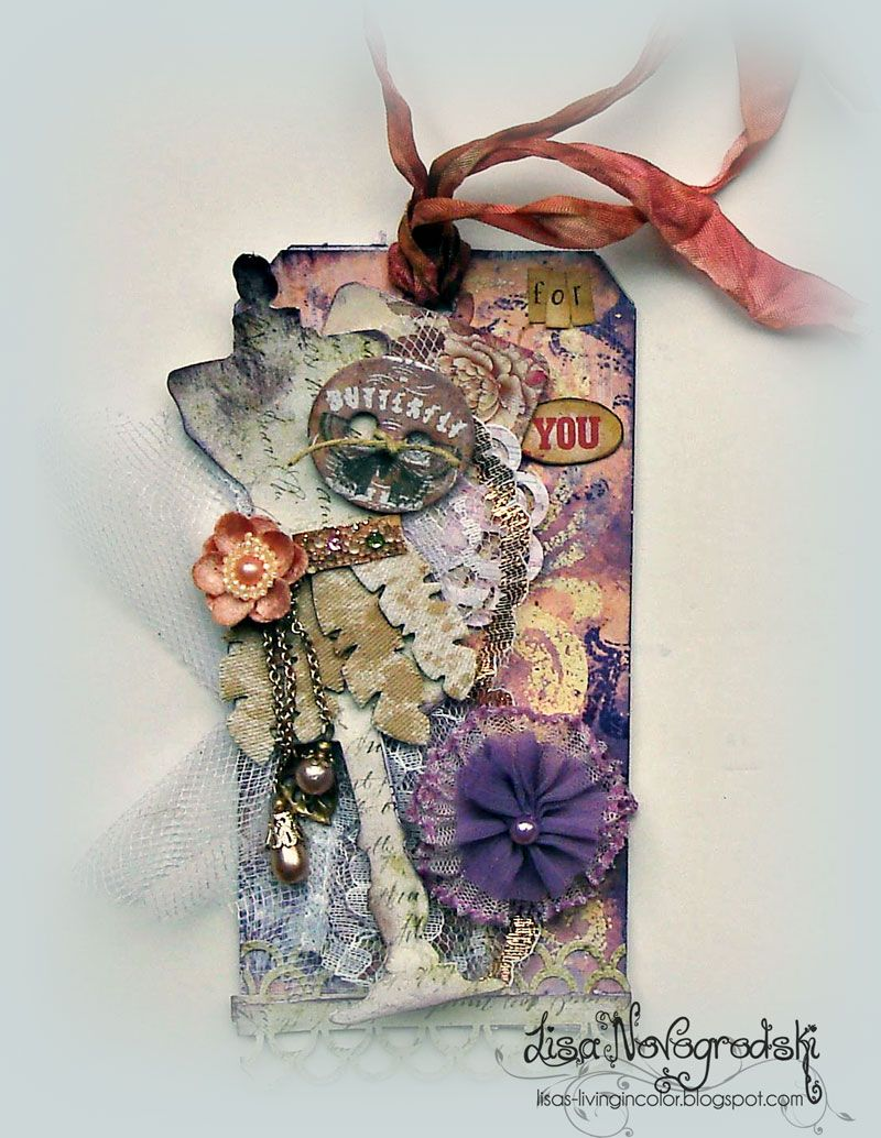 For You Tag **Scraps of Elegance** - Scrapbook.com