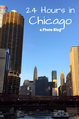 24 Hours in Chicago - A Photo Blog. Lou Malnati's Pizza, the Skydeck Ledge & a Wendella Boat Tour all in an amazing 24 hours.