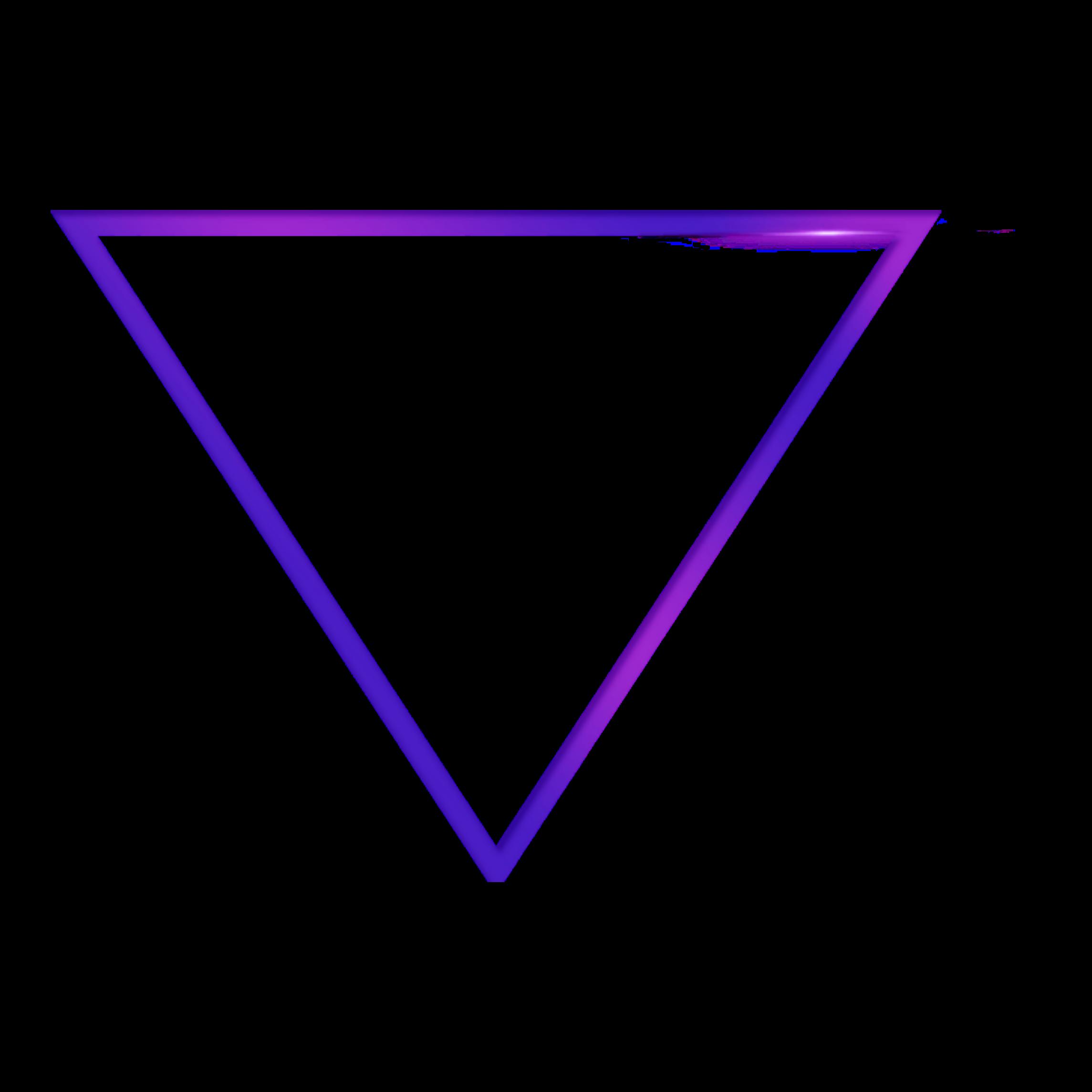 Фиолетовый треугольник Фиолетовые фоны, Треугольники