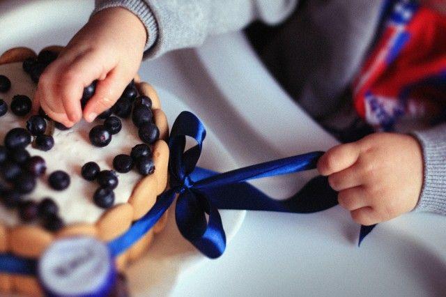 Рецепты для маленьких гурманов - Торт на первый день рождения