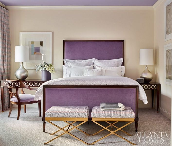 25 Stunning Transitional Bedroom Design Ideas: Inside A Bright And Beautiful Transitional Nashville Home