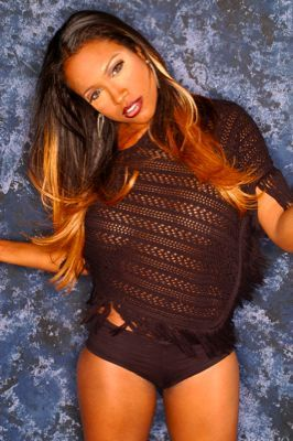 Maia Campbell Nude Photos 29