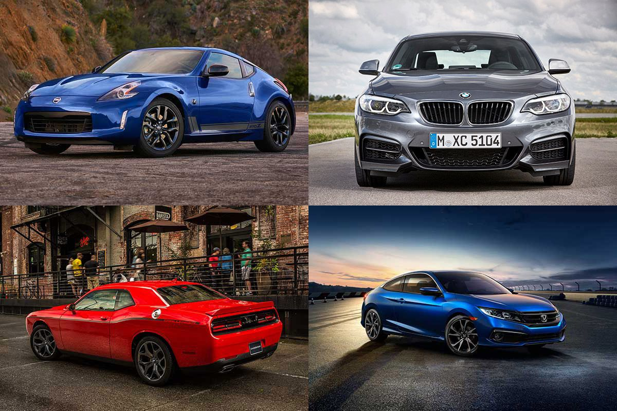 10 Most Affordable New Coupes for 2019 Coupe
