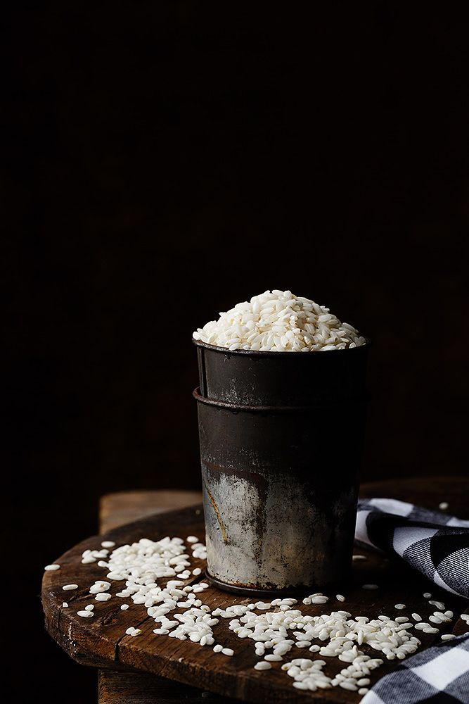 Rice by Raquel Carmona