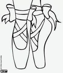 Resultado De Imagem Para Desenhos De Sapatilhas De Ponta Pes De