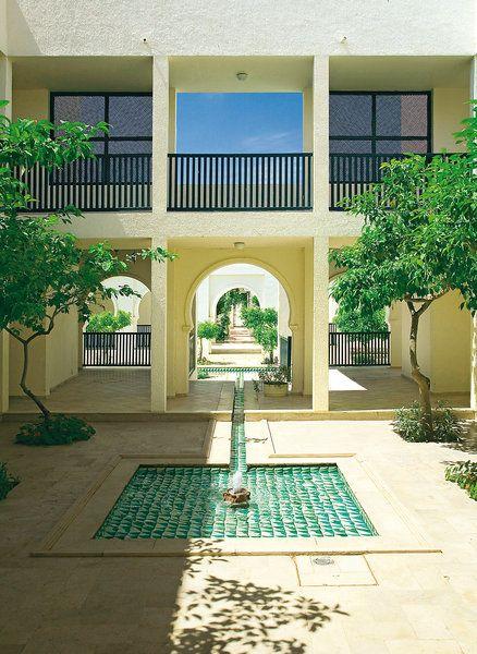 Seabel Alhambra Beach Golf & Spa **** exteriør/gårdhave