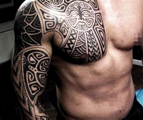 Photo of Body painting  #samoan #tribal #tattoos #sleeve samoan tribal tattoos sleeve, sa…