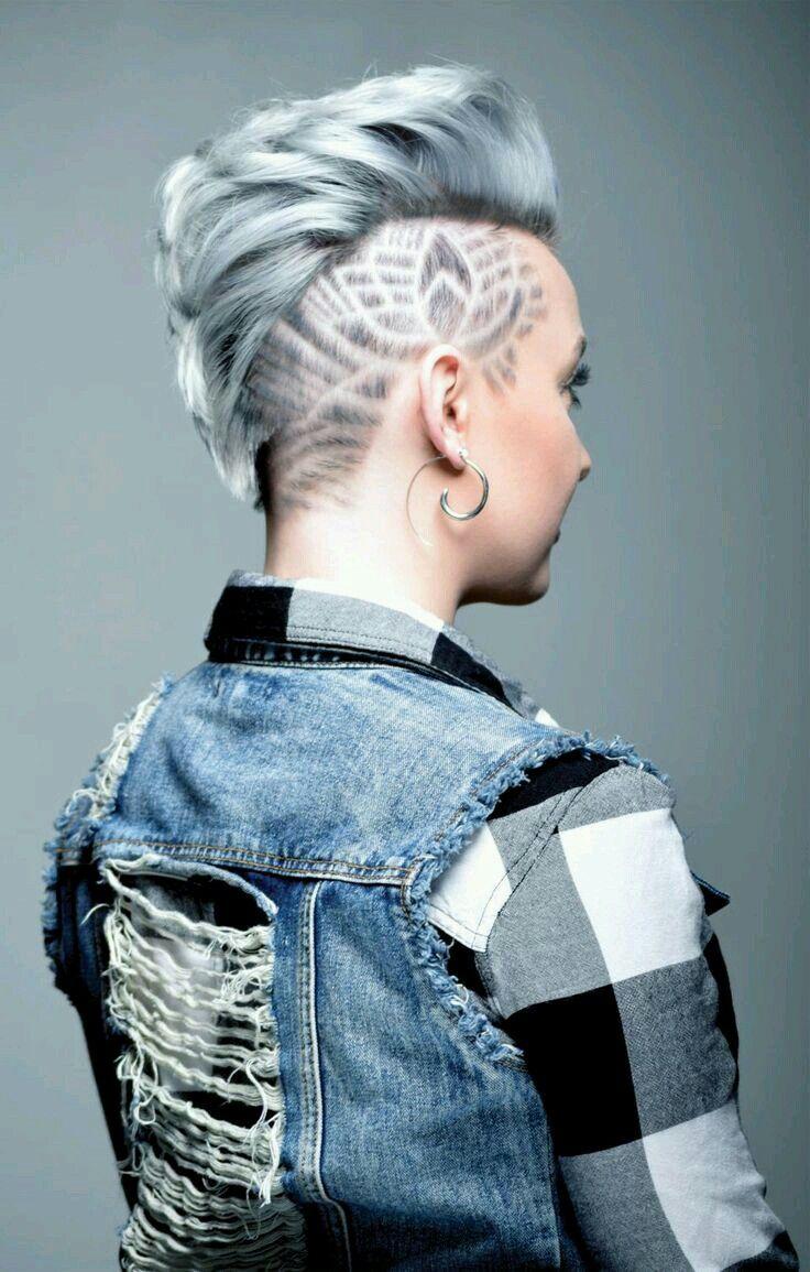 Pin by lepetiterik on hair pinterest undercut hair cuts and