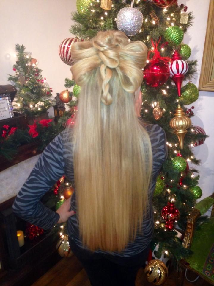Up Do By Marcus Hanish Hair Designs Holiday Decor Design