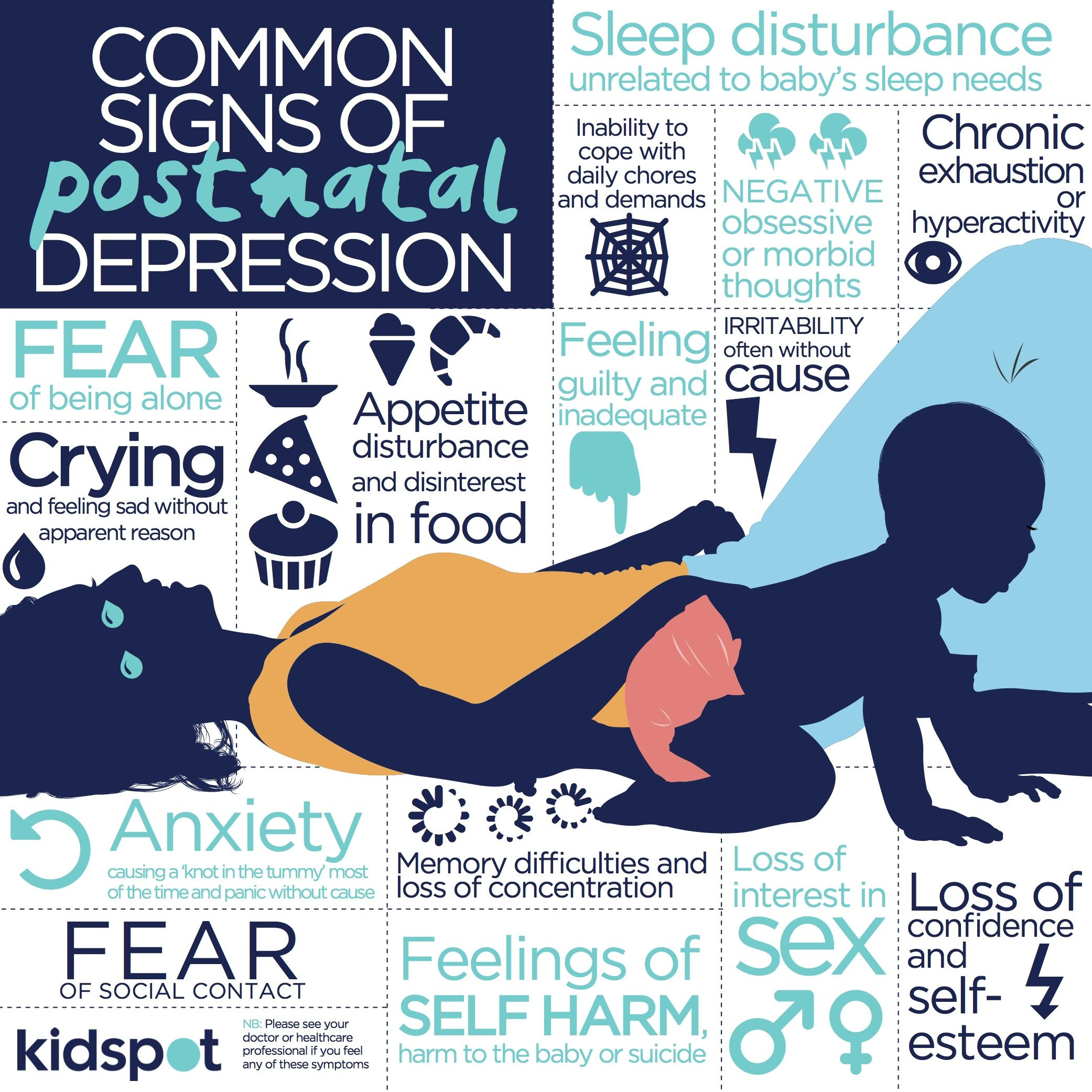 depression and pregnancy One mom shares how it felt to be depressed during pregnancy, giving hope to  other moms struggling with the same problem.