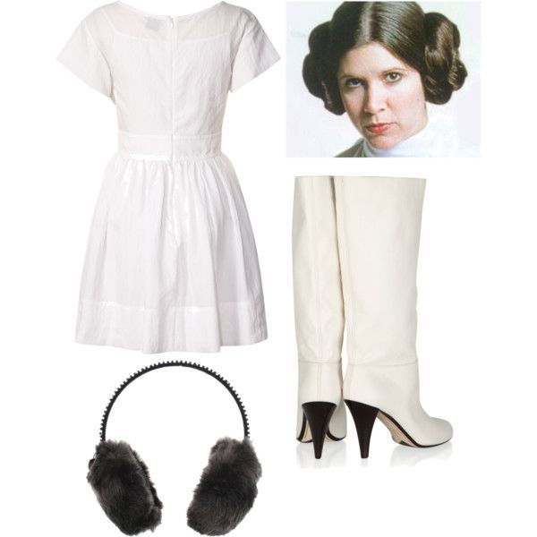 Image Result For Princess Leia Inspired Dress White A Orted Pinterest