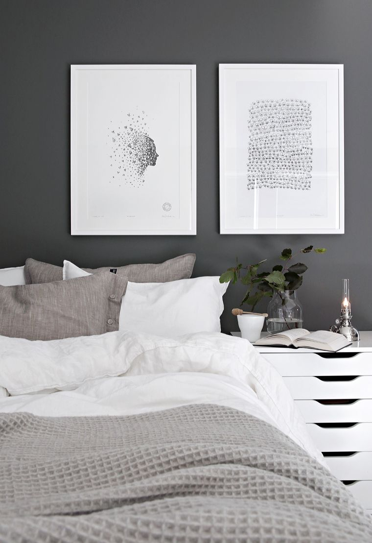 20 decorating tricks for your bedroom | pinterest | style scandinave