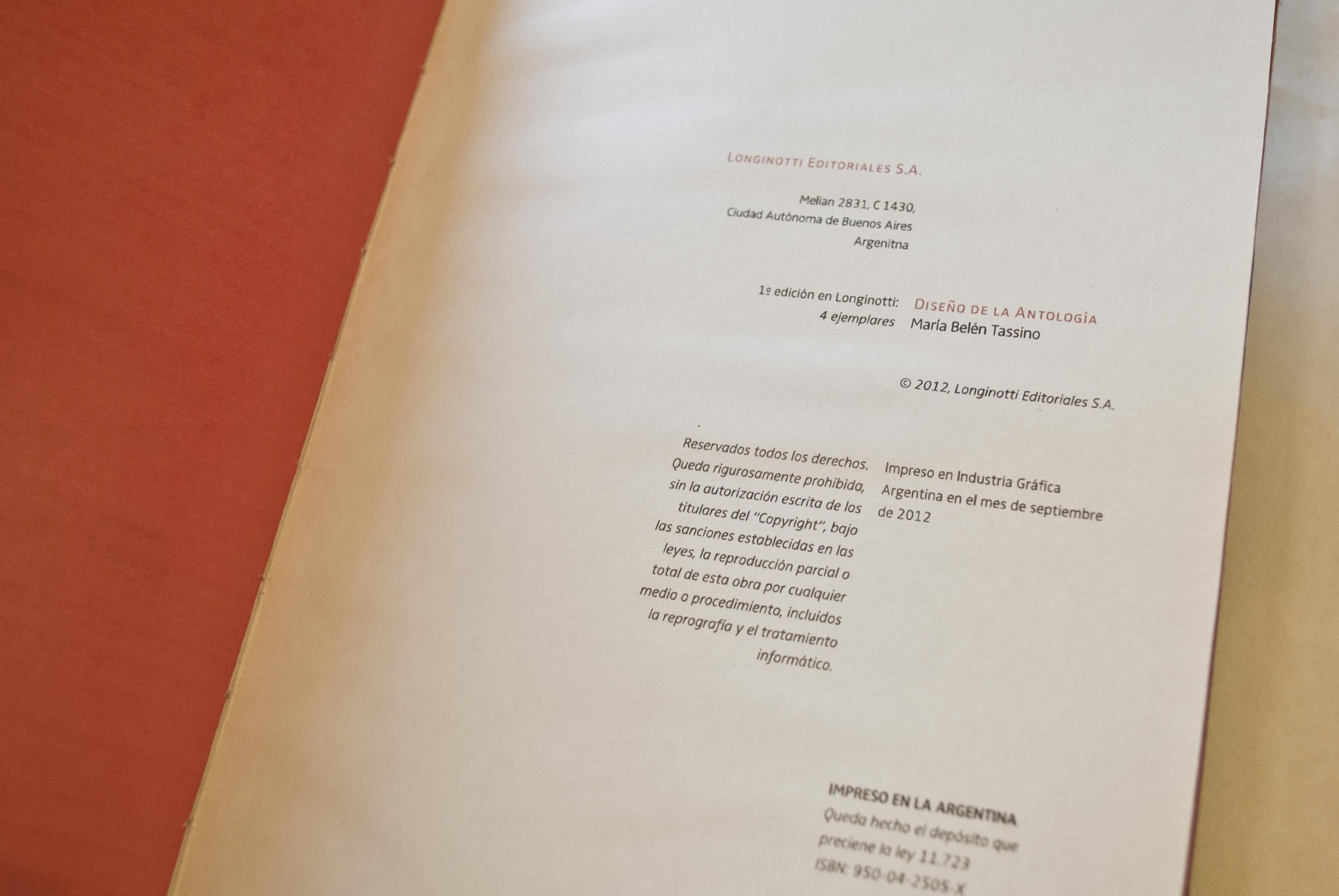 Diseño editorial Antología del Realismo, colección de cuentos ...