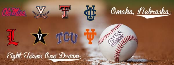 Eight Teams - One Dream. We're praying for Vandy to be the ONE!!!