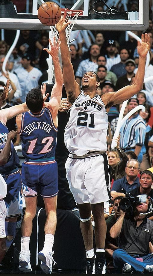 Image result for tim duncan john stockton