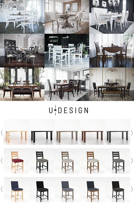 Design Your Dream Set Dining Design Design Dining Furniture