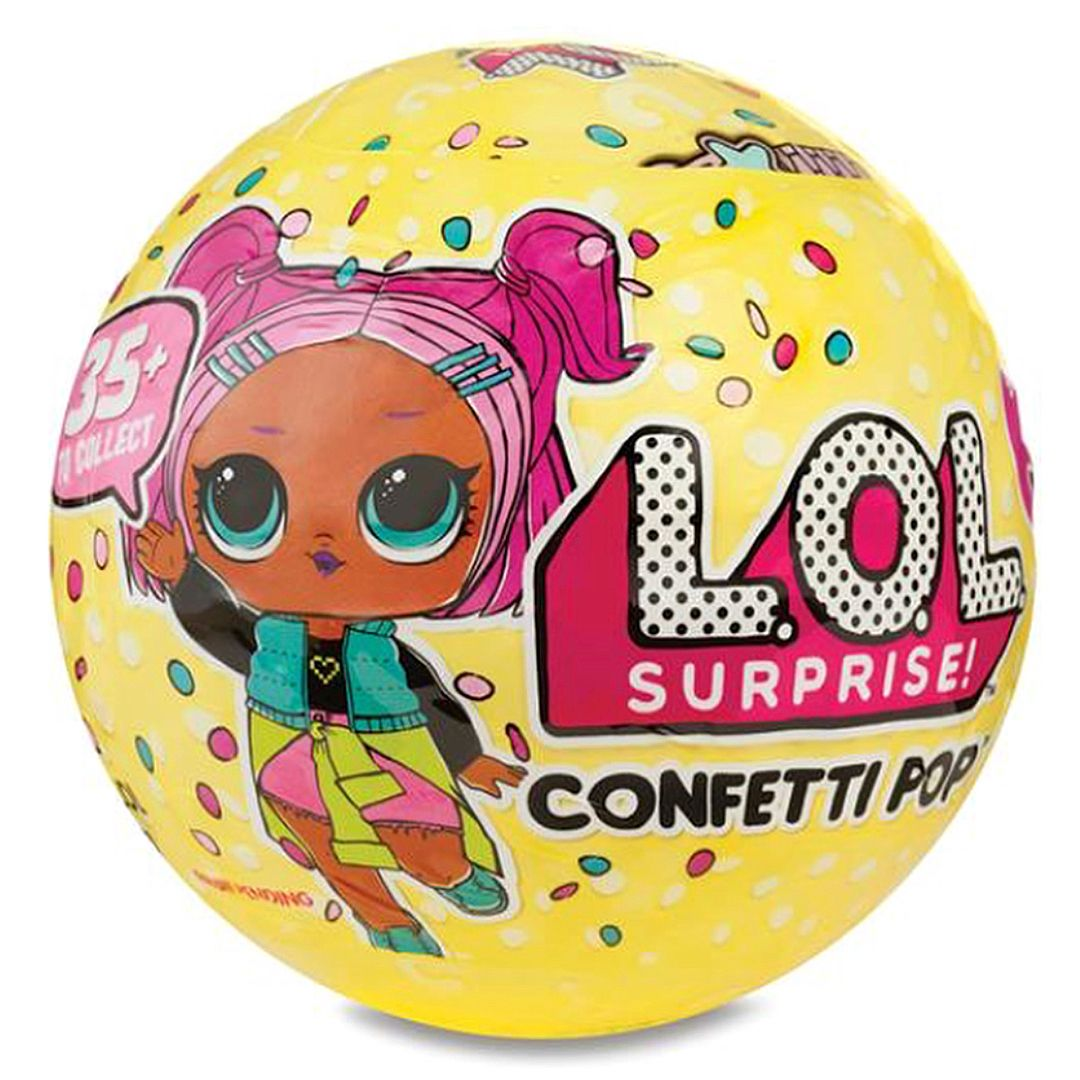 1 LOL Surprise Lil Little Sister Doll Ball Series 3 Wave 1 Sealed