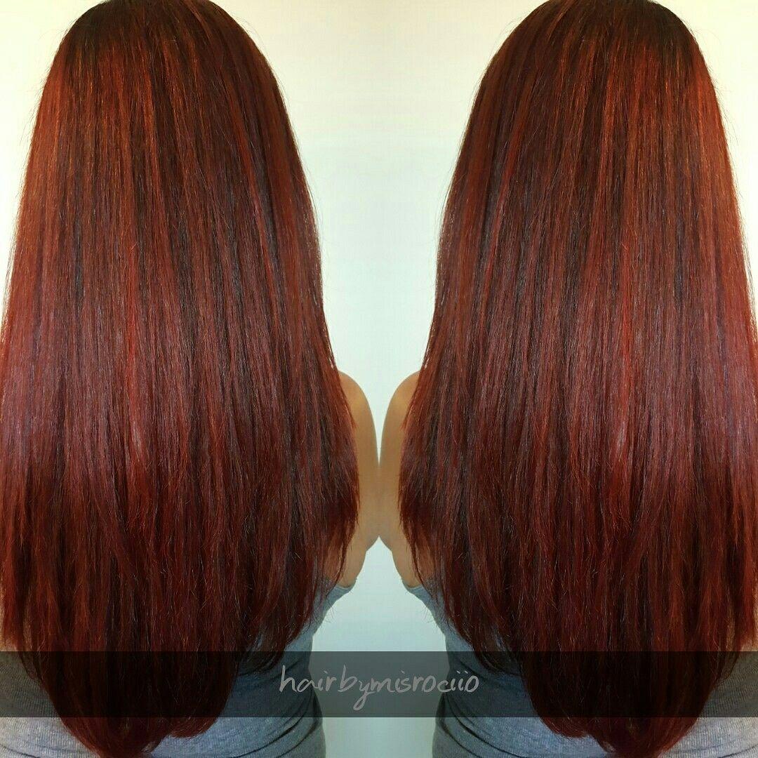 Wella Color Tango Red