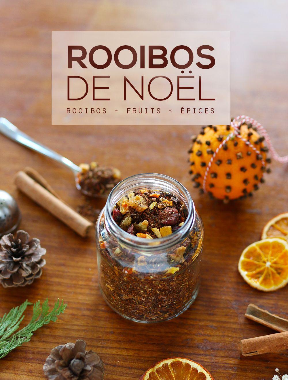 diy mon the rooibos de noel mango