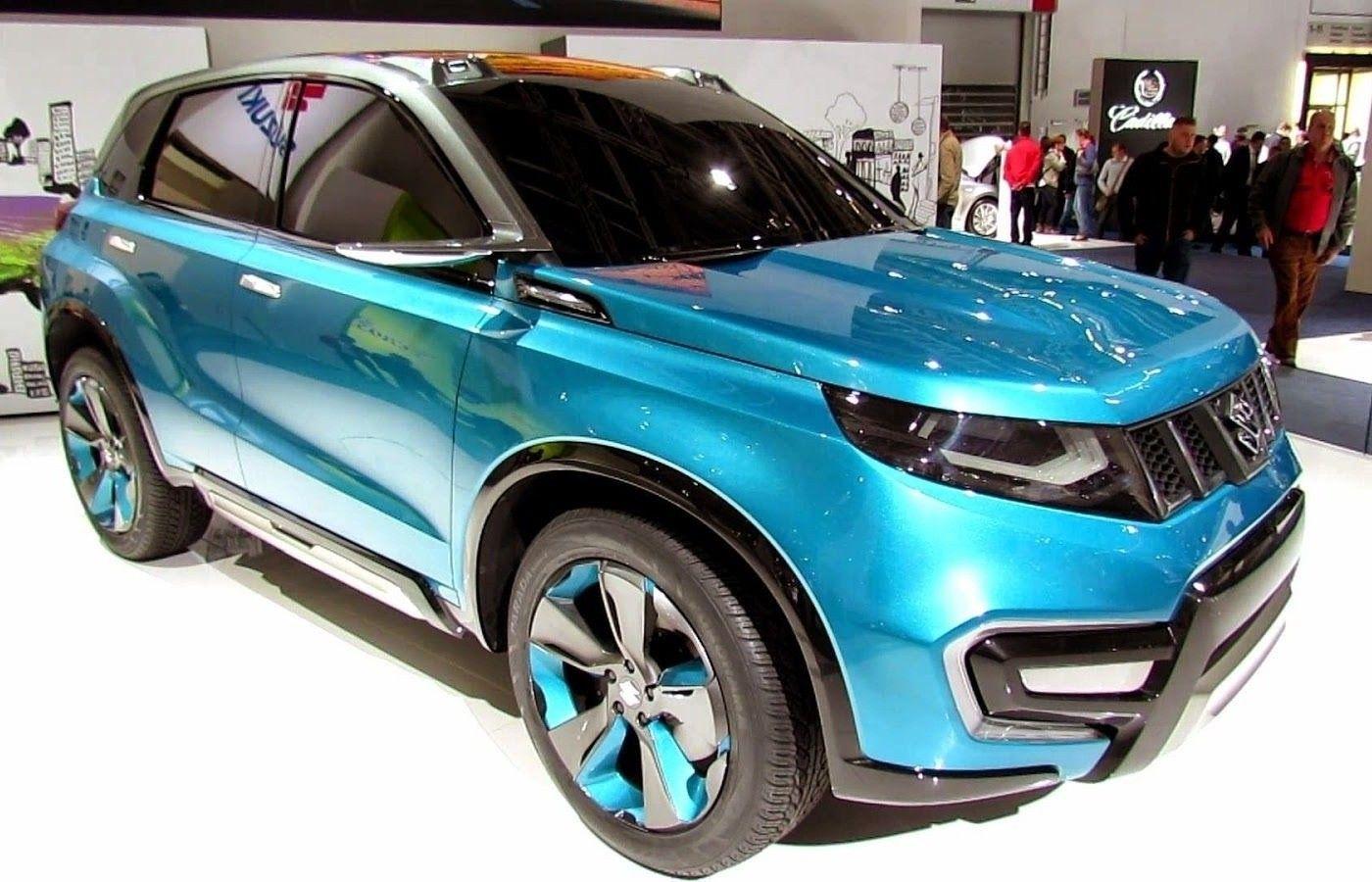 2019 Suzuki Vitara Exterior And Interior Review Grand Vitara