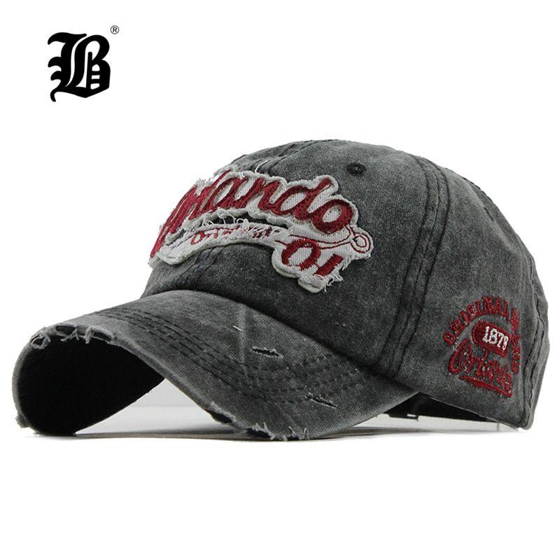 Encontrar Más Gorras de béisbol Información acerca de  FLB  marca Gorras de  béisbol papá 198a1c03832