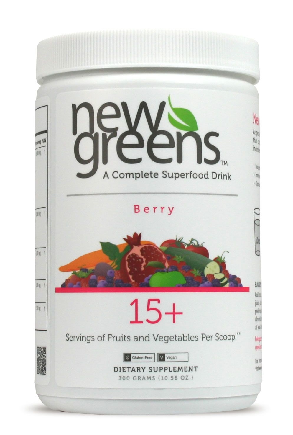 SuperBerry - Best Tasting Superfood Drink Mix