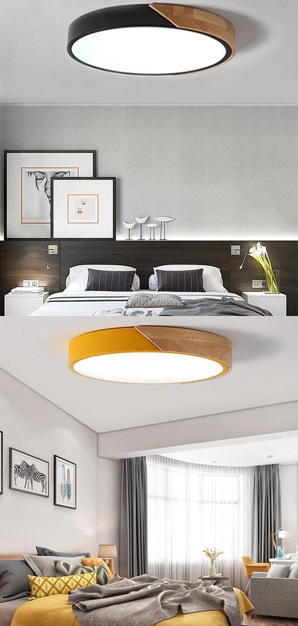 Modern Led Ceiling Light Lamp Living Room Lighting Fixture Bedroom Kitchen Surface Mount Ceiling Lights In 2020 Bedroom Light Fixtures Living Room Light Fixtures Living Room Lighting